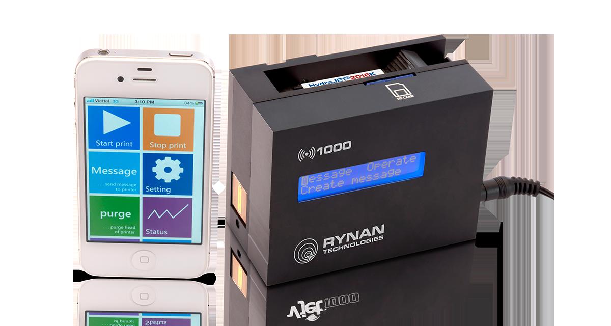 Rynan W1000 Inkjet Coder