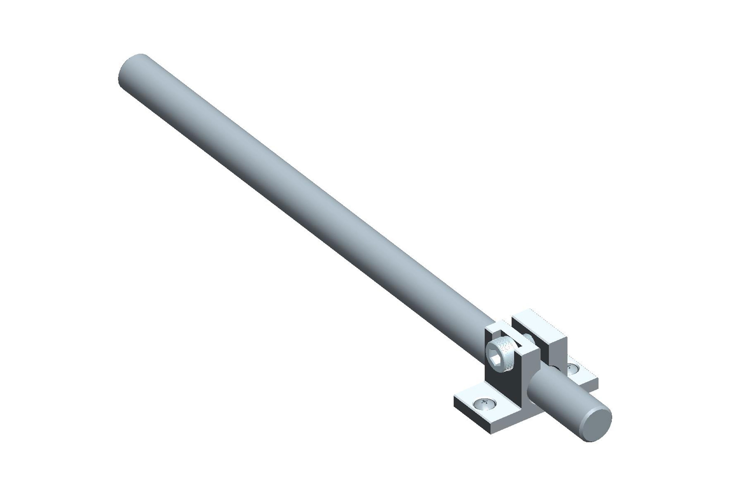 rod-fixed-block-steel-tube-2x3